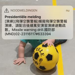 presidentiele melding