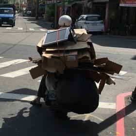 Scootertransport